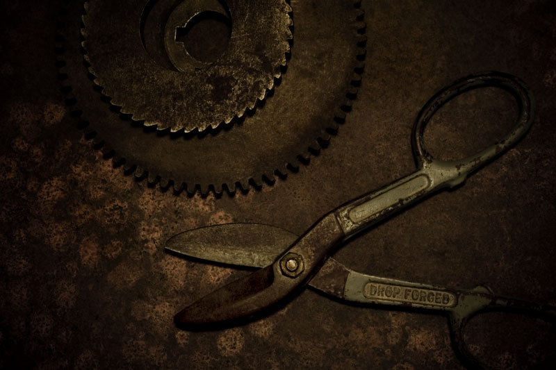 Gears & Shears (Rhyming Series)