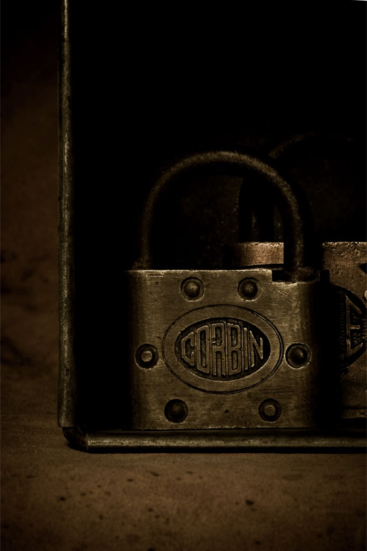 Locks in a Box (Rhyming Series)(Boxed Series #27)