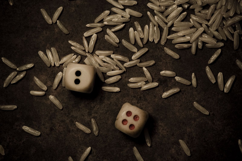 Rice With Dice