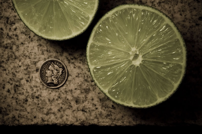 Lime and Dime (Rhyming Series)