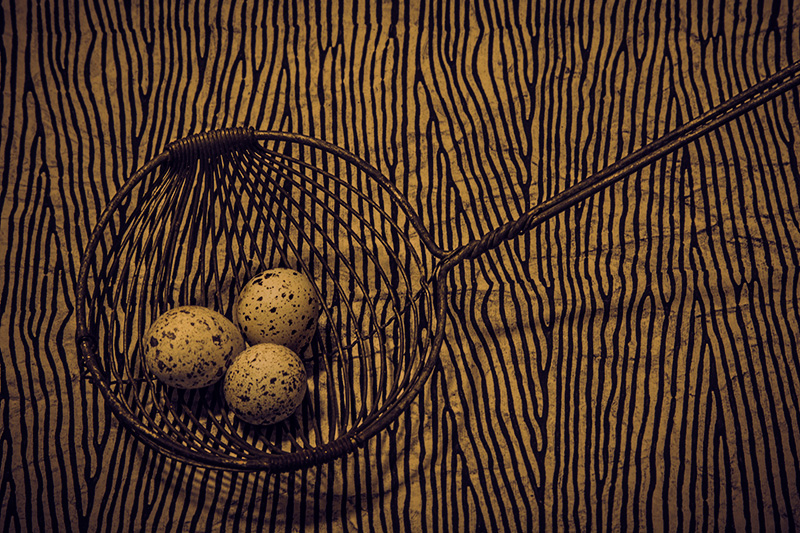Numbers Series #3: Number Three: Three Eggs
