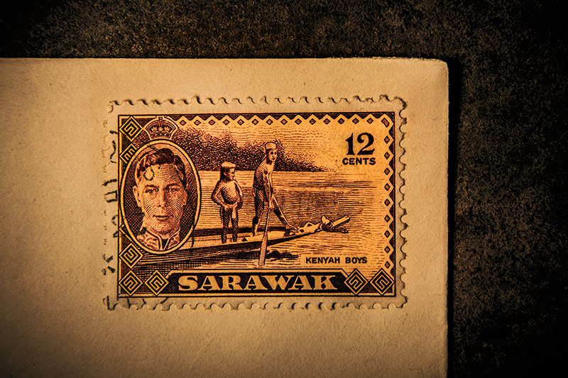 Sarawak- . . . and Twelve Cents.