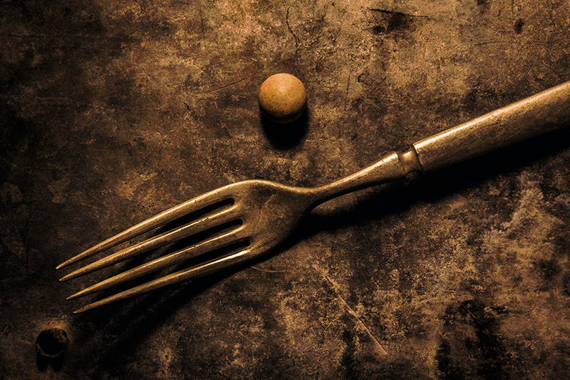 The Fork and the Orb